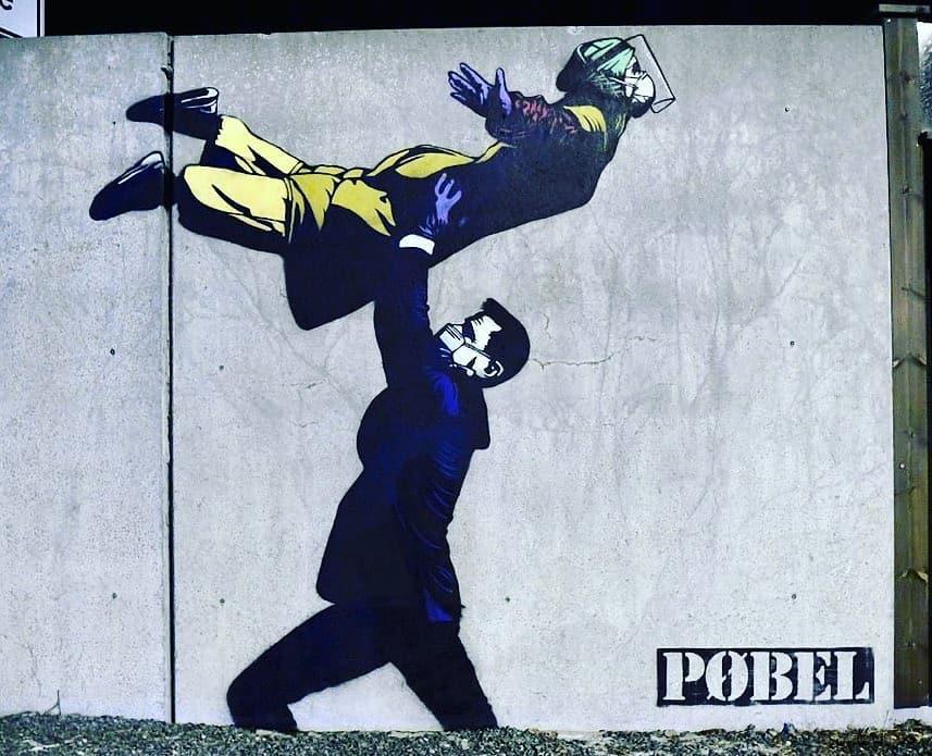 Pøbel @ Stavanger, Norway