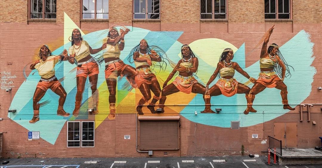 Rachel Wolfe Goldsmith @ Oakland, USA