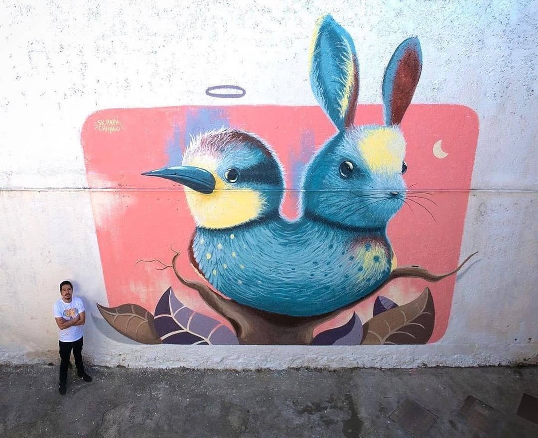 Sr Papá Chango @ Mexico City, Mexico