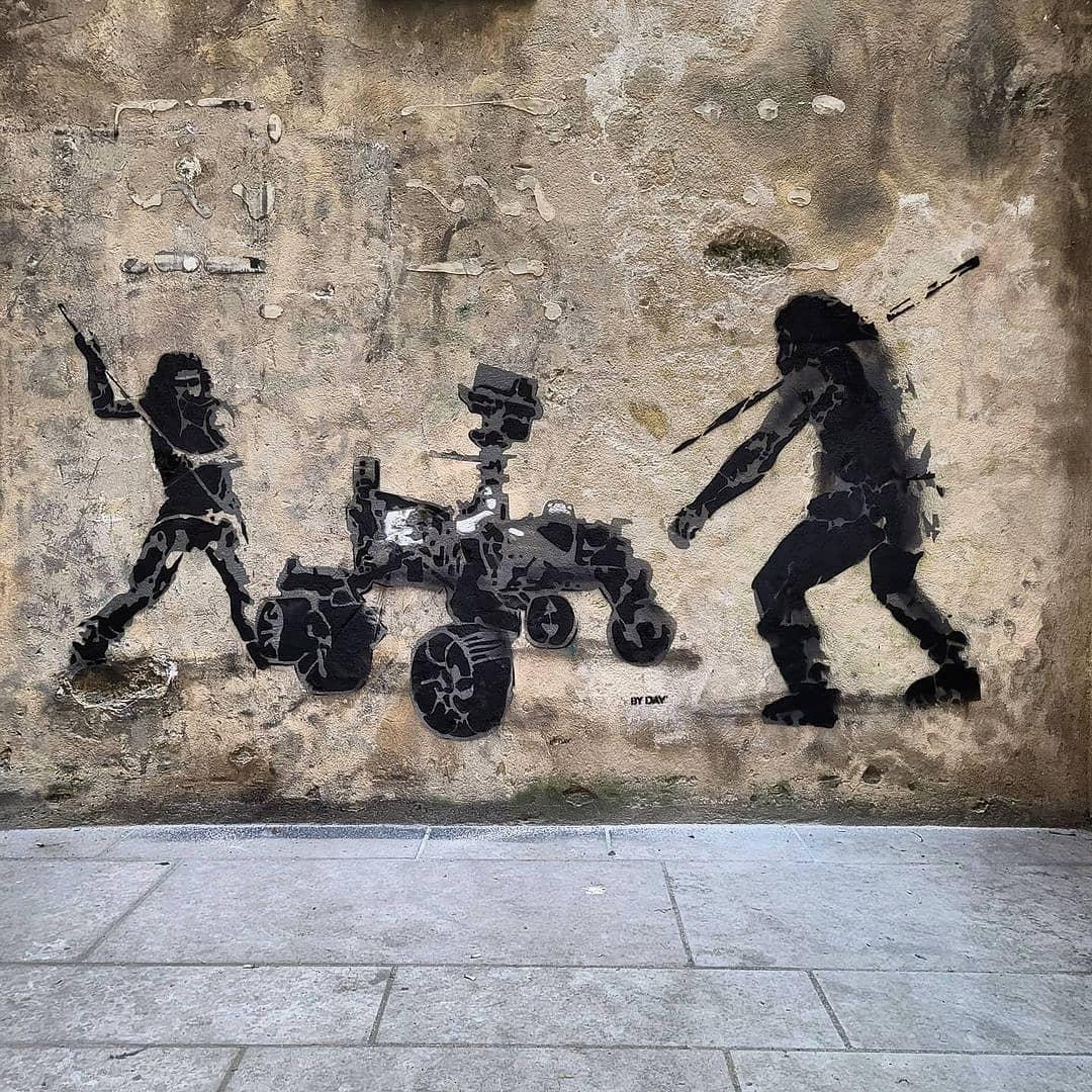 By Dav' @ Lyon, France