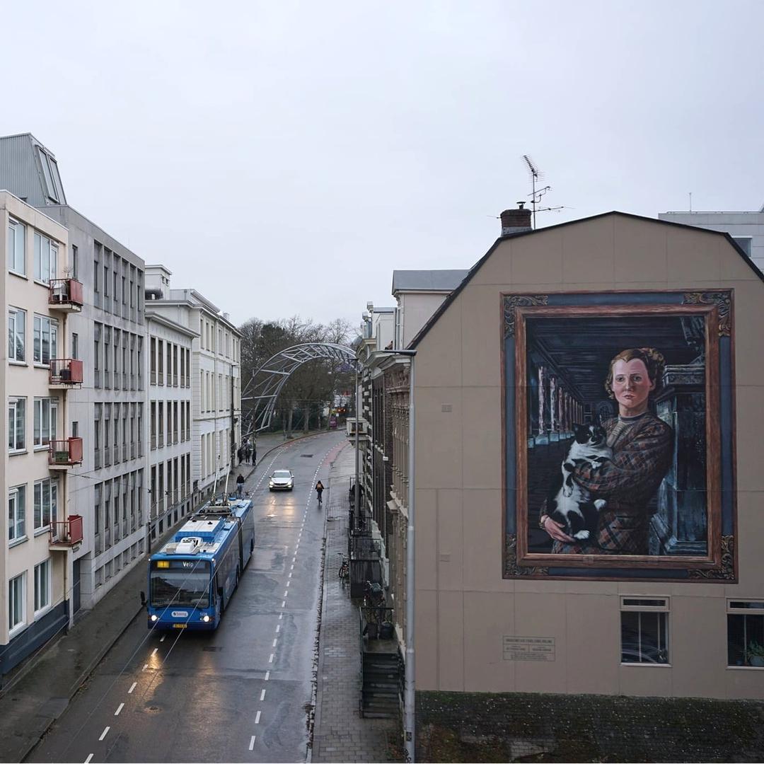 De Strakke Hand @ Arnhem, Netherlands