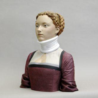 "Gerard Mas. ""Lady of the collar"""