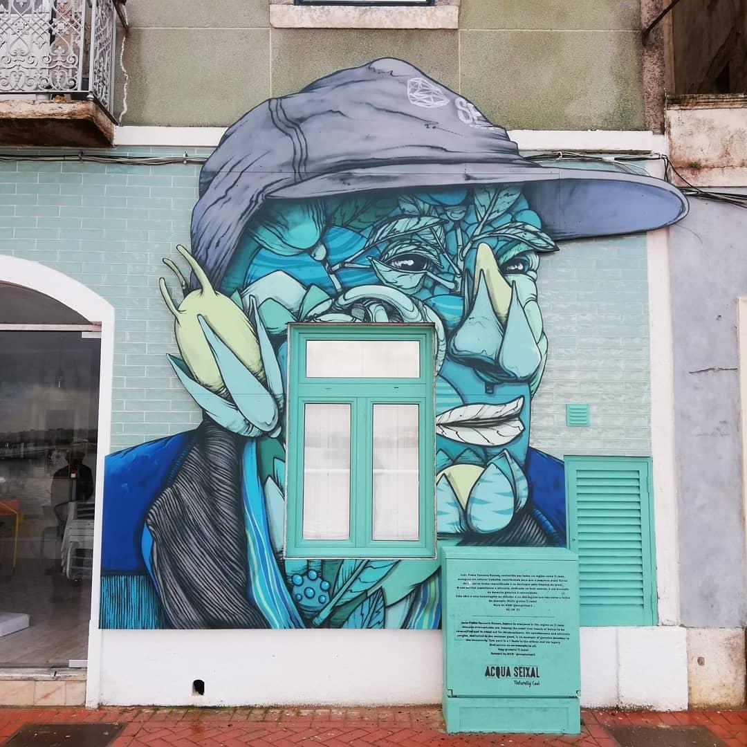Gonçalo Ribeiro @ Seixal, Portugal