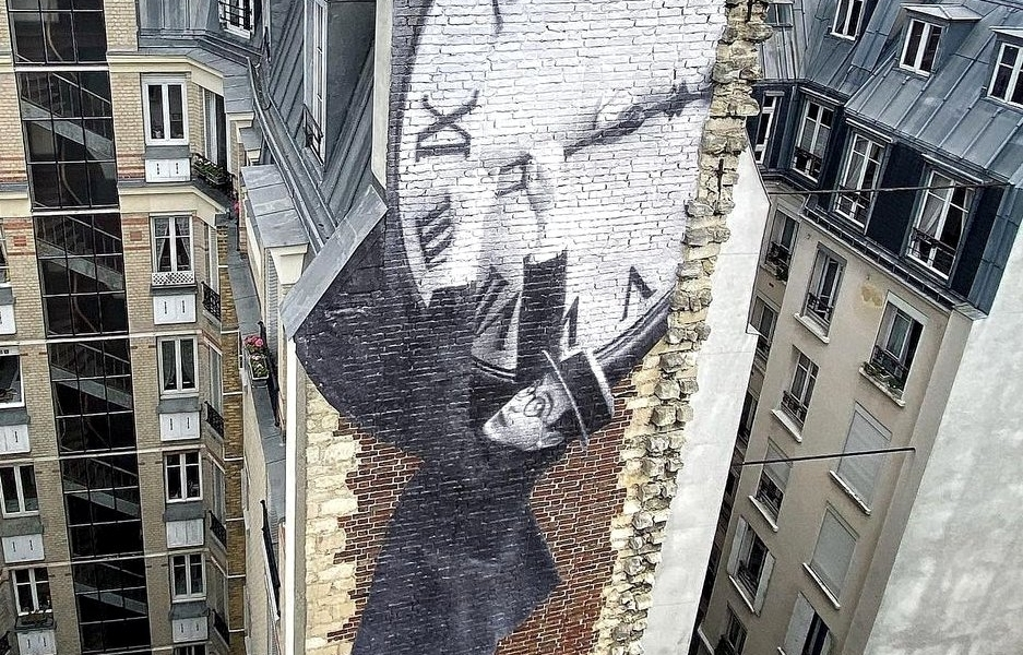 JR @ Paris, France