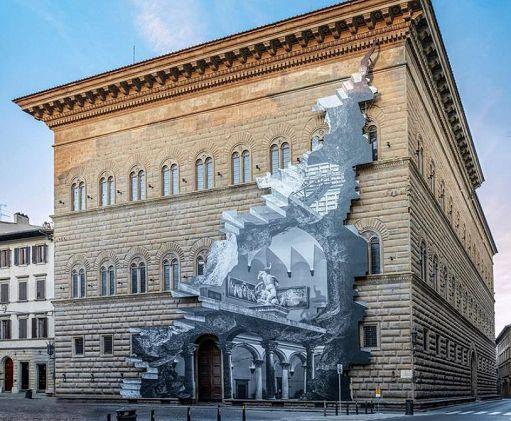 Jr @Palazzo Strozzi, Firenze