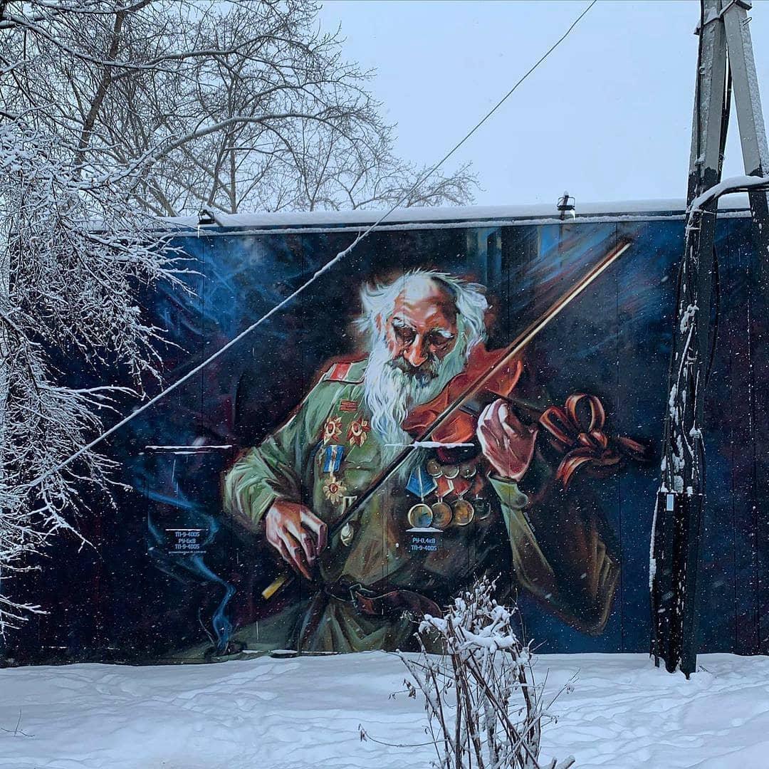 Julia Starkova @ Novosibirsk, Russia