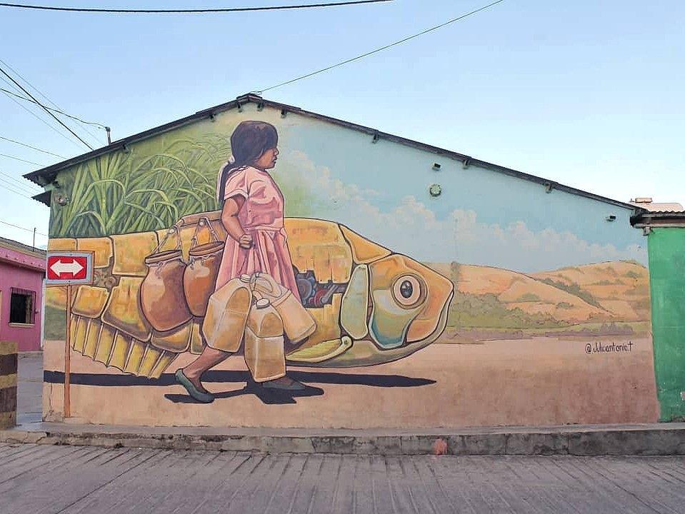 Julio Antonio Torres @ Socoltenango, Mexico