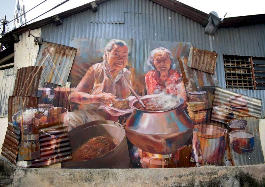 Leonard Siaw @ Ayer Itam, Malaysia