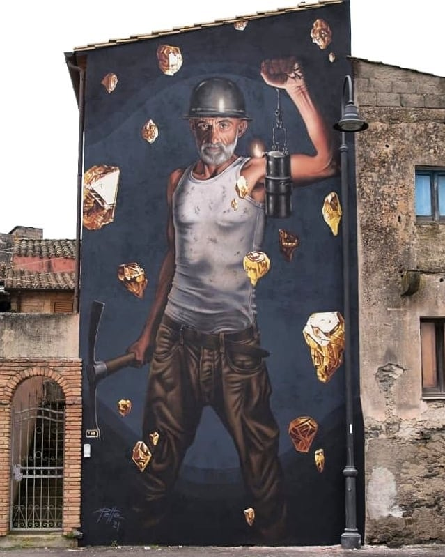Mauro Patta @ Silìus, Italy