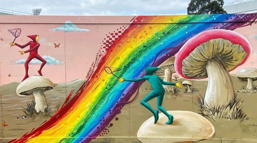Mike Makatron + Hayden Dewar @ Melbourne, Australia