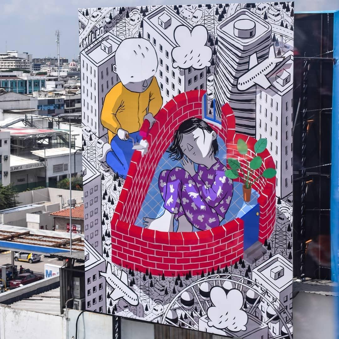 Millo @ Guayaquil, Ecuador