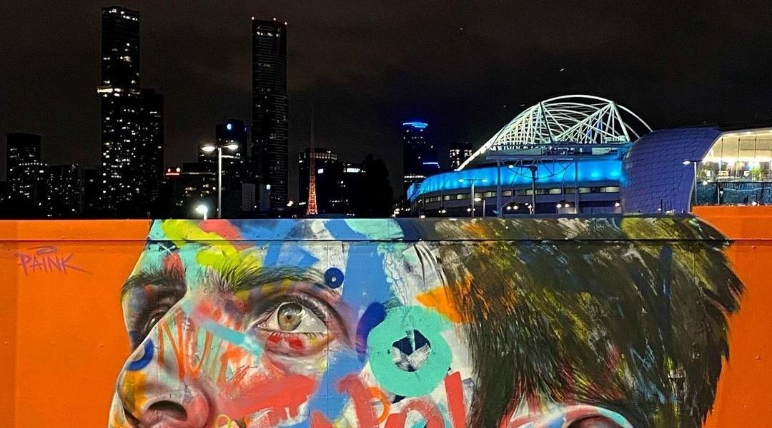 Paink @ Melbourne, Australia