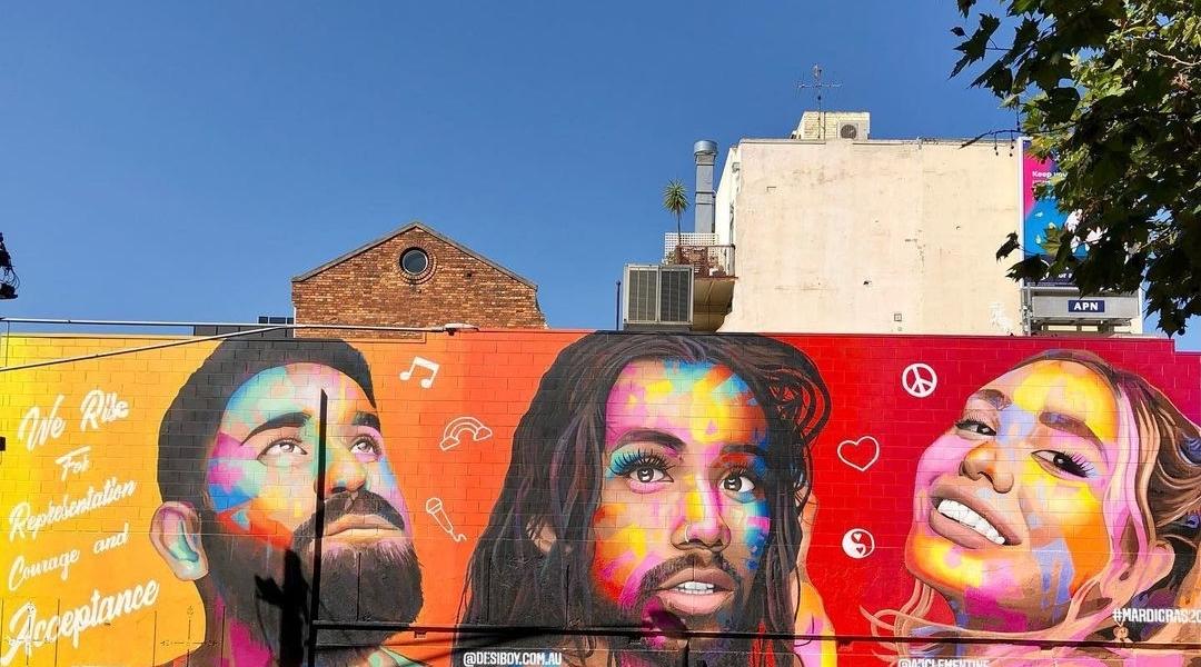 Rory Lynch-Wells @ Melbourne, Australia