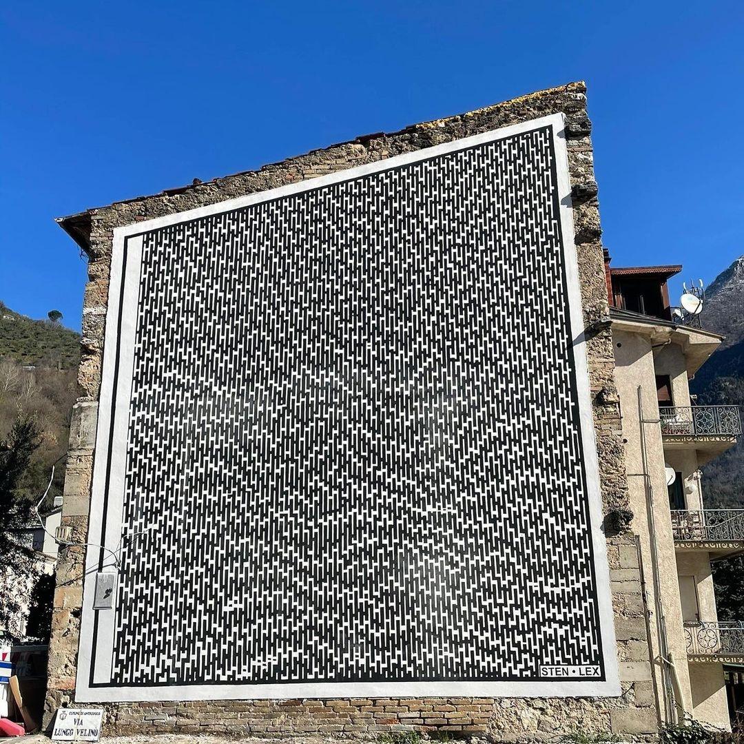 Sten Lex @ Antrodoco, Italy