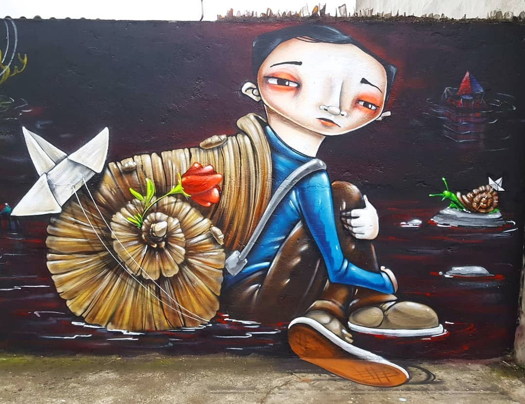 Truff-tk @ Sao Paulo, Brazil