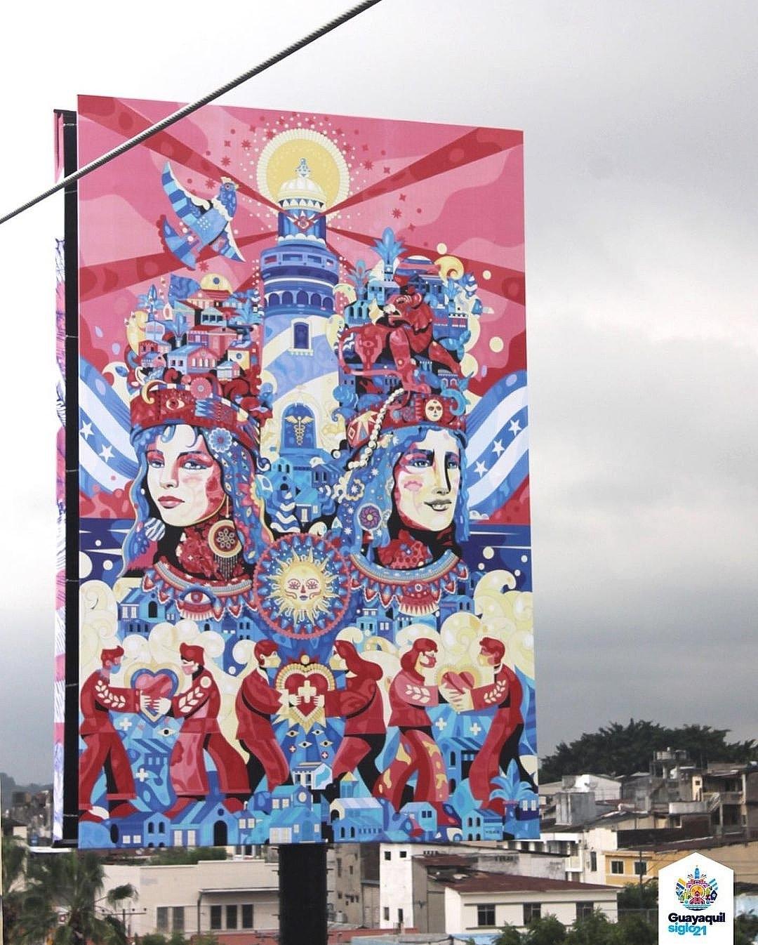 Yo Az @ Guayaquil, Ecuador