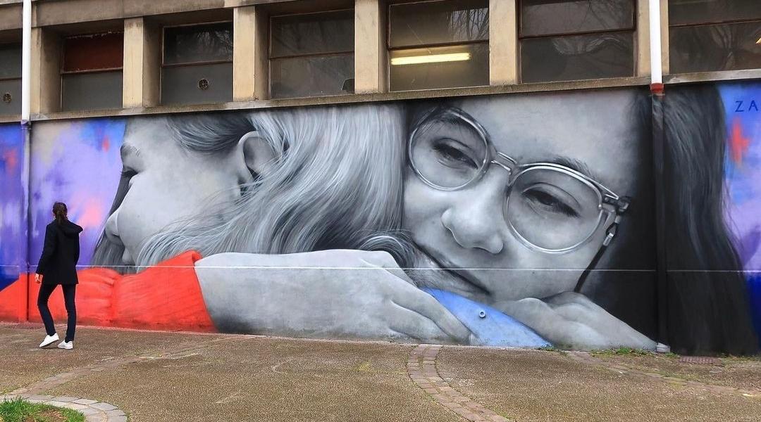 Zabou @ Paris, France