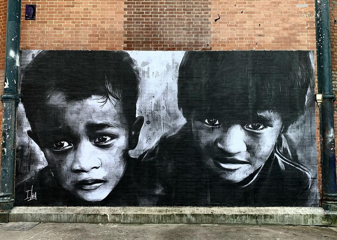 Streetart – 18emedesigne @ Paris, France