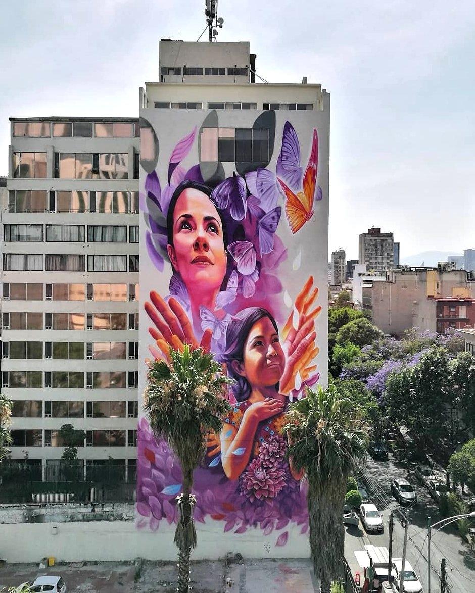 Adry del Rocio + Carlosalberto GH @ Mexico City, Mexico