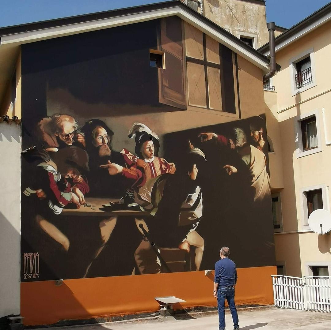 Andrea Ravo Mattoni @ Udine, Italy
