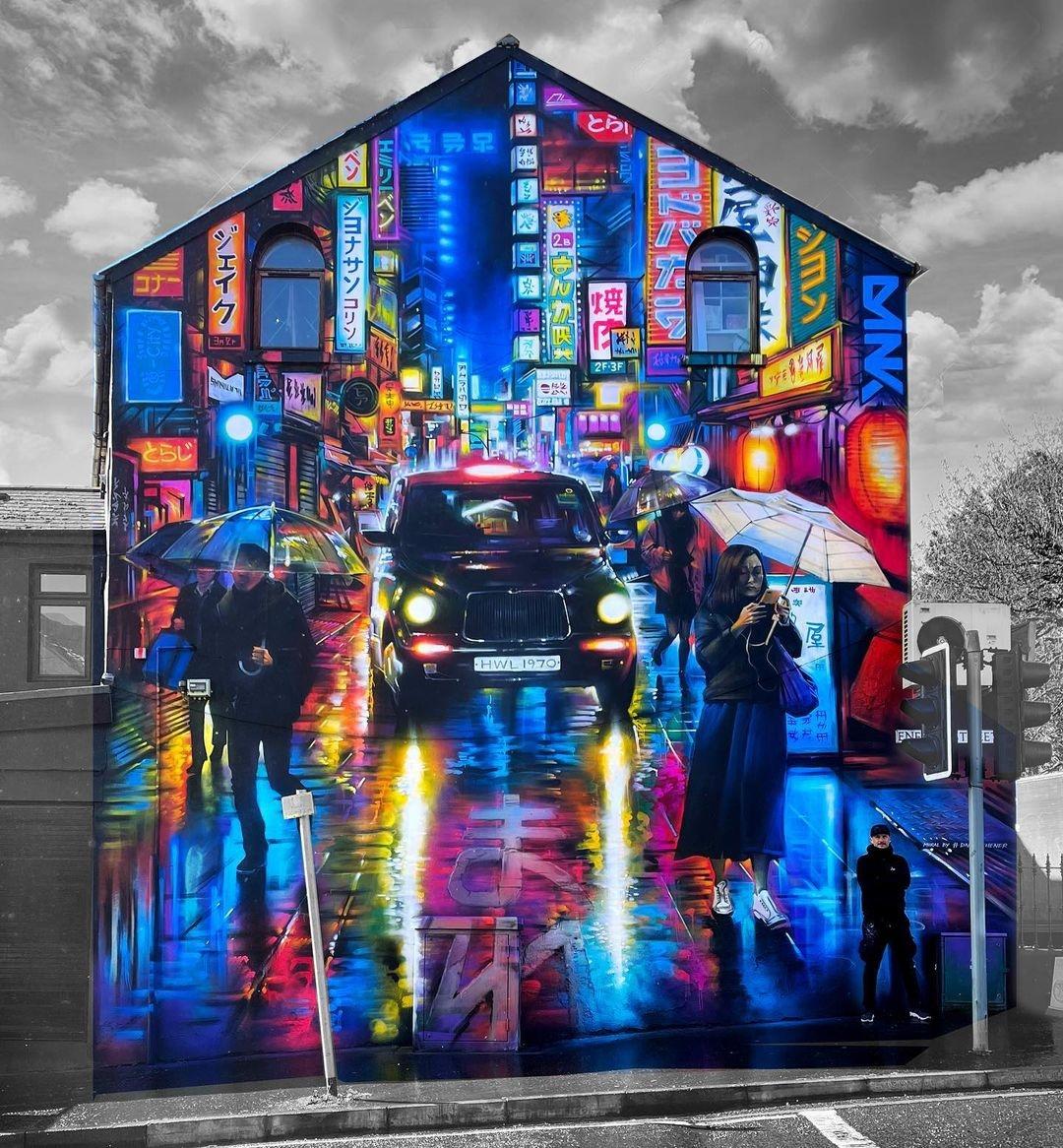 DANK @ Belfast, UK
