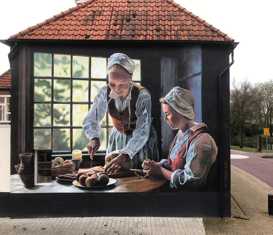 De Strakke Hand @ Groenlo, Netherlands