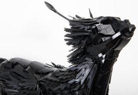 """""""Kadeesa (Griffyx Cub)"""" (2020) by Ekow Nimako"""