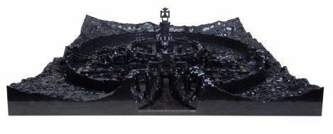 """Kumbi Saleh 3020 CE"" (2019) by Ekow Nimako"