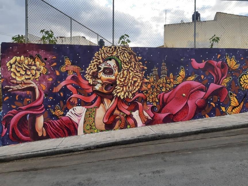 ESMARQ @ Morelia, Mexico