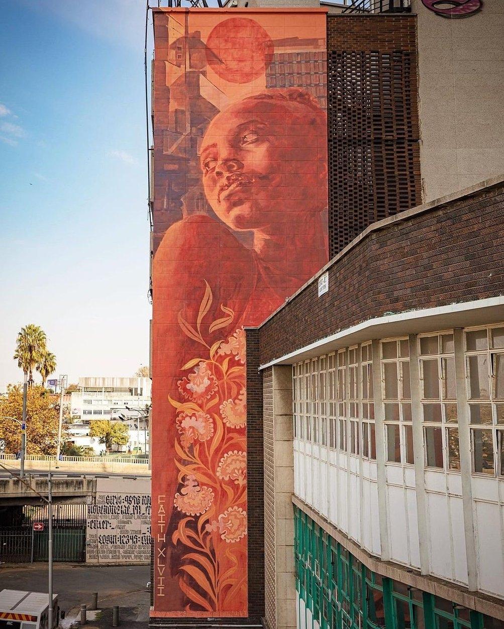 Faith47 @ Johannesburg, South Africa
