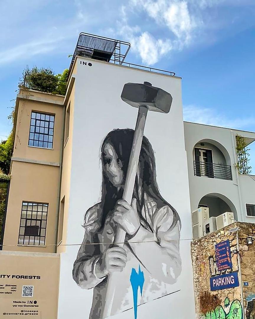 iNO @ Athens, Greece