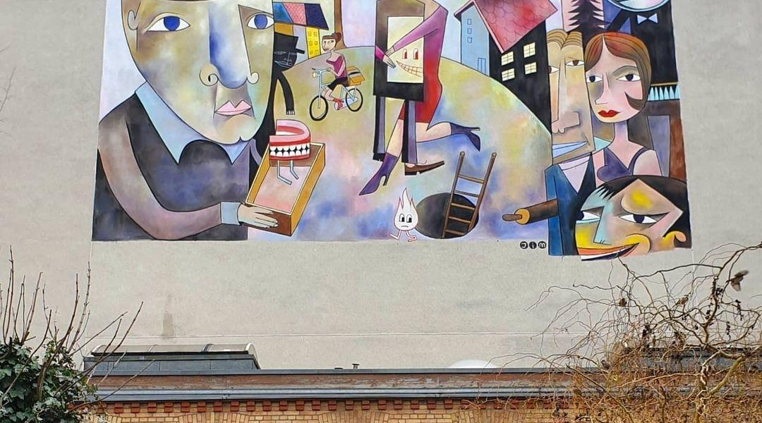 Jim Avignon @ Berlin, Germany