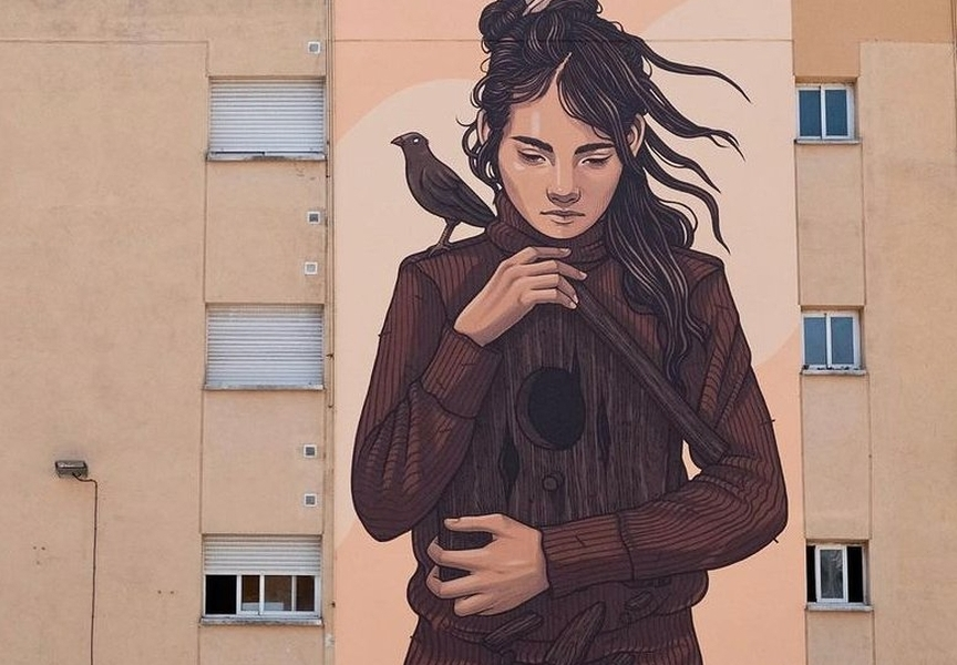 Lidia Cao @ Lleida, Spain