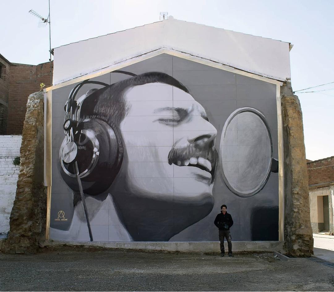 Oriol Arumi @ Almacelles, Spain