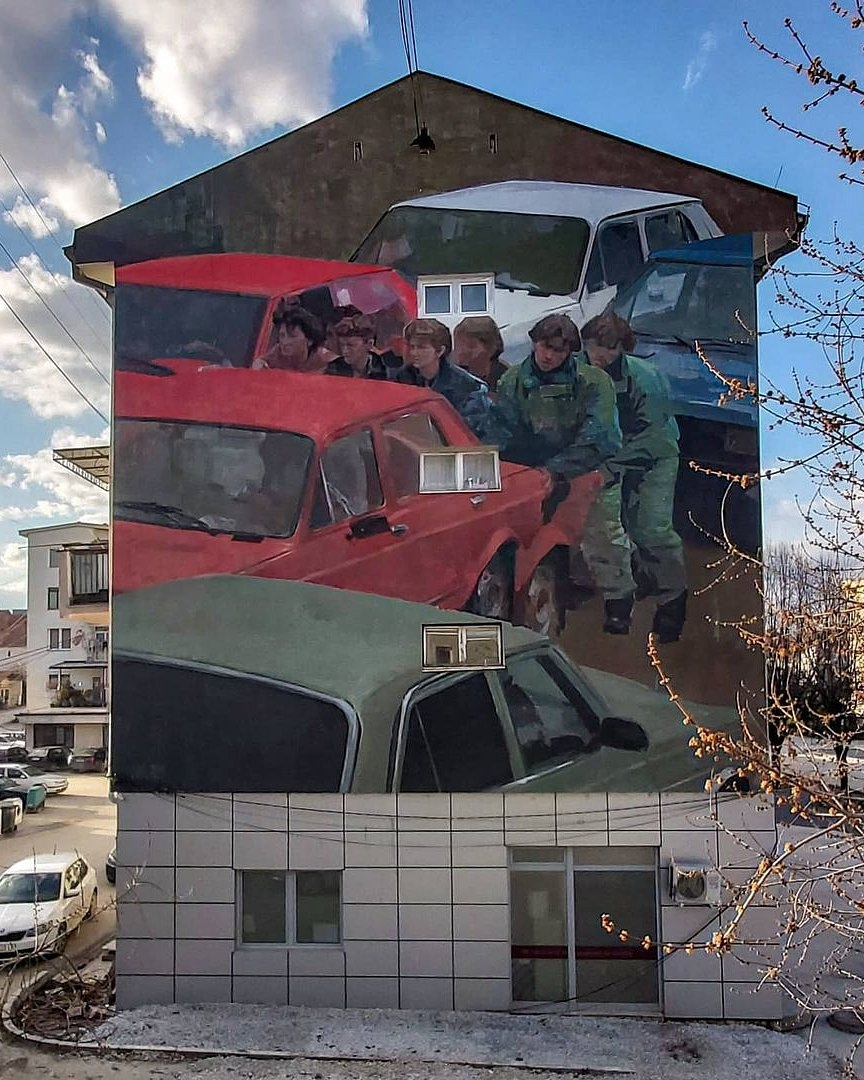 Pablo Astrain @ Kamenica, Kosovo