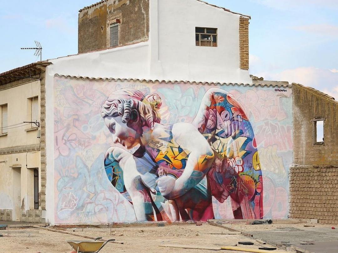 Pichi & Avo @ Grañén, Spain