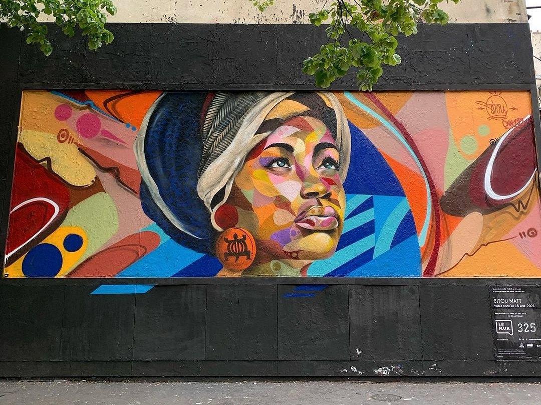 Sitou @ Paris, France