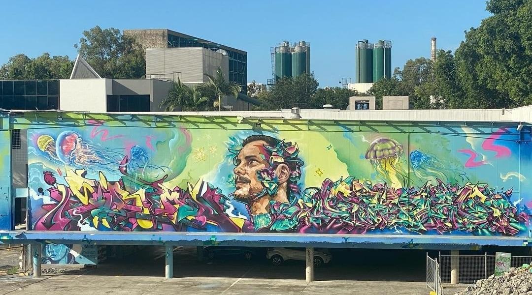 Sofles + Sirum 1 @ Brisbane, Australia