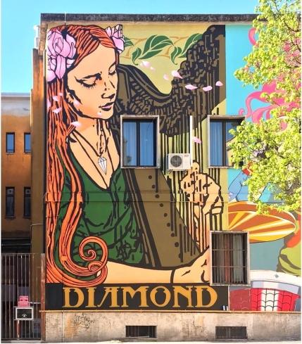 Solo + Diamond @ Cassino, Italy