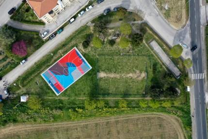 Struttura G051 by Giulio Vesprini @ Monte Urano, Italy