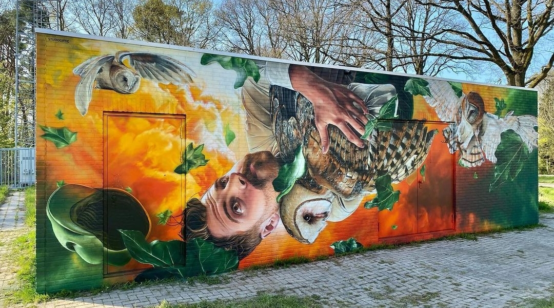 Studio Giftig @ Tilburg, Netherlands
