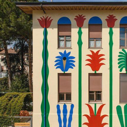 Agostino Iacurci @ Santarcangelo di Romagna, Italy