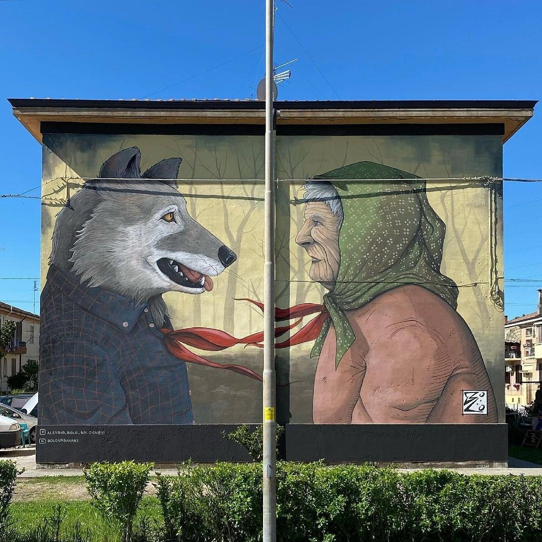 Alessio Bolognesi @ Portomaggiore, Italy