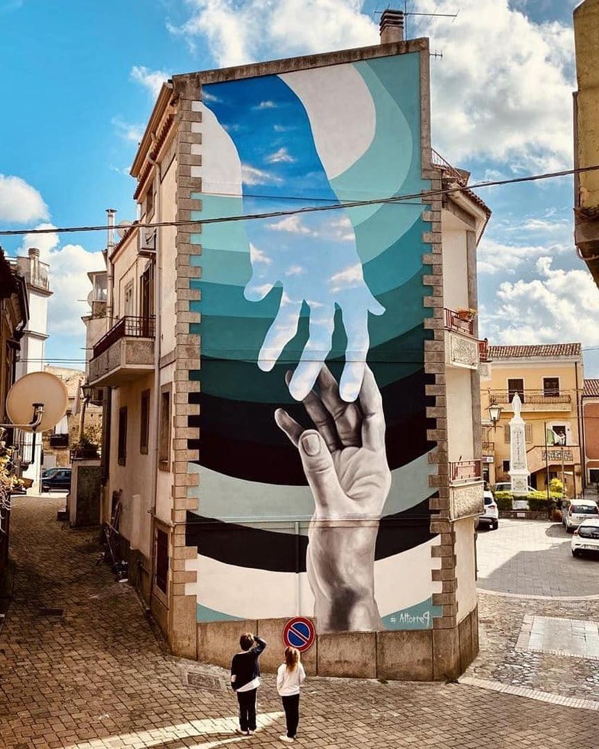 Antonino Perrotta @ Santa Maria del Cedro, Italy