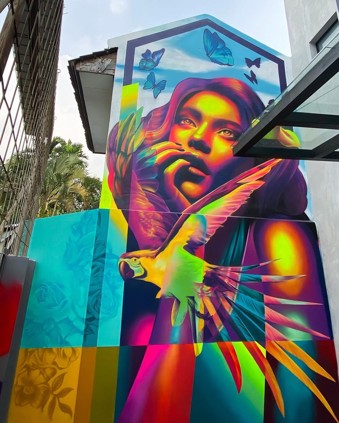 Bernhard Suryaningrat @ Jakarta, Indonesia