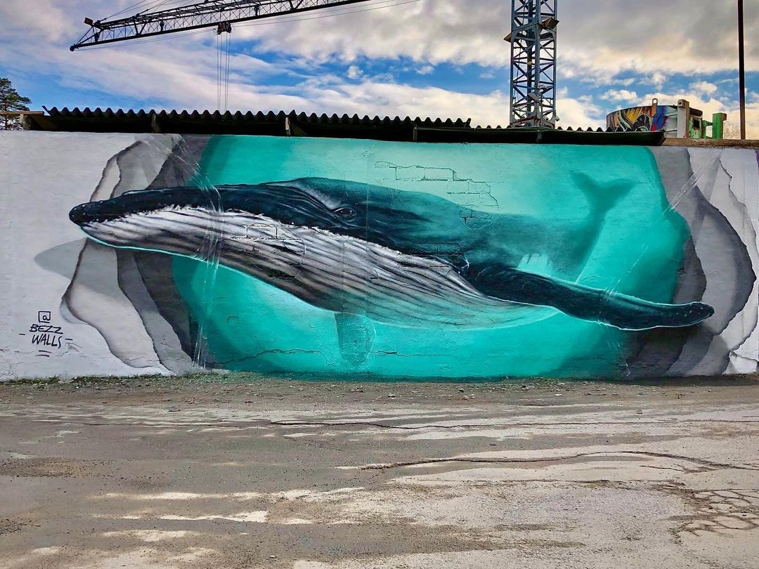Bezz Walls @ Stockholm, Sweden