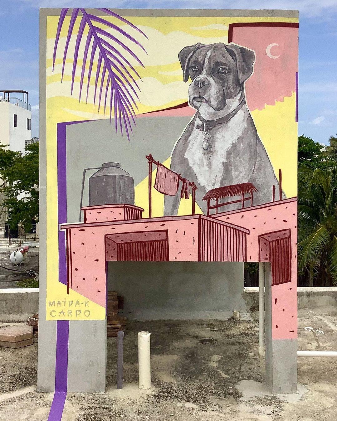 CARDO + MAIDA K @ Playa del Carmen, Mexico