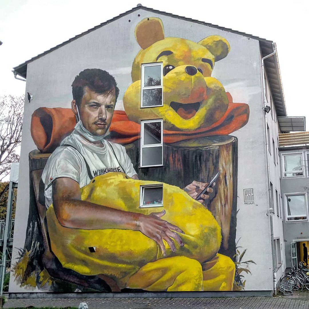 Case Maclaim @ Bad Vilbel, Germany