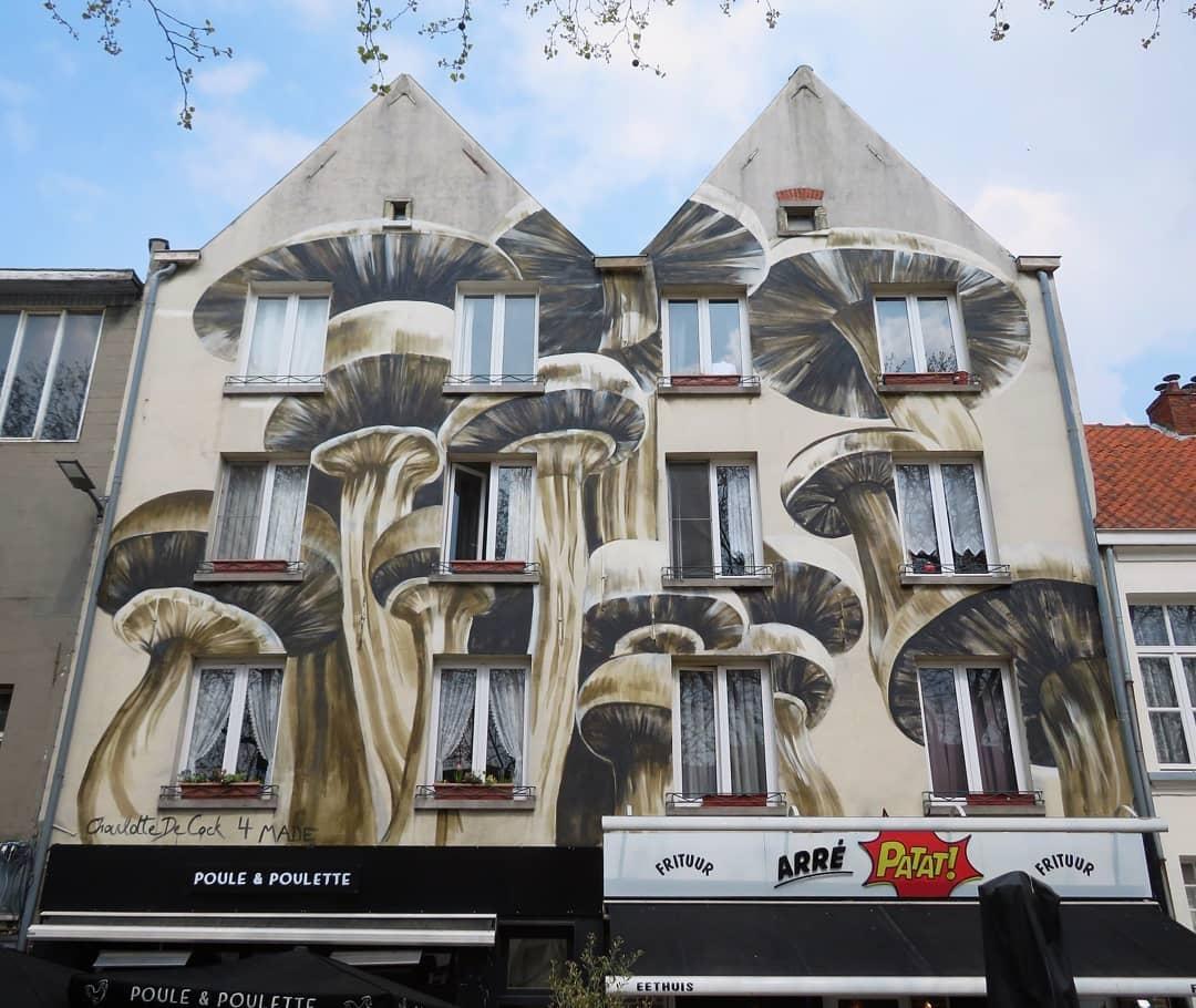 Charlotte De Cock @ Antwerp, Belgium