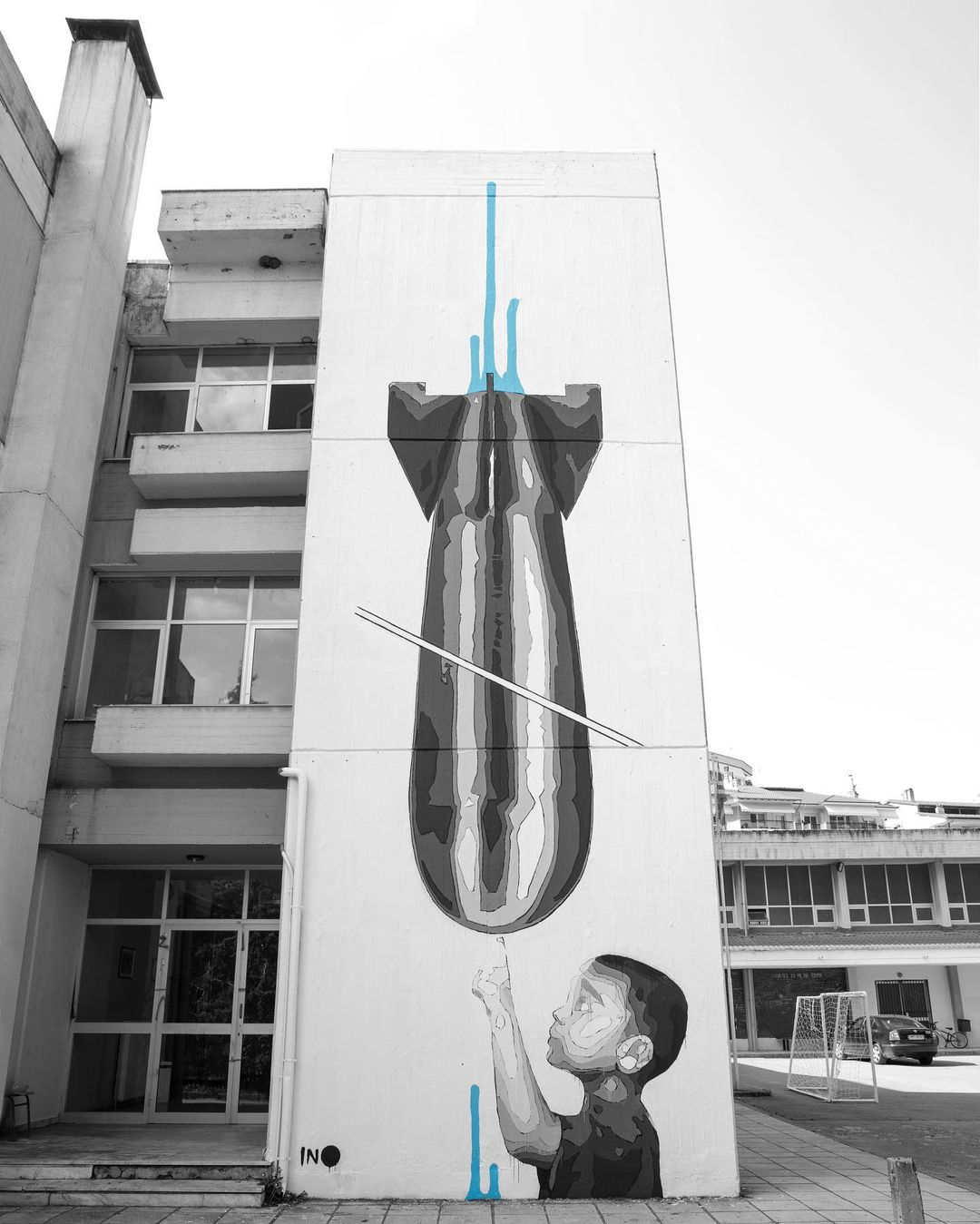 iNO @ Greece